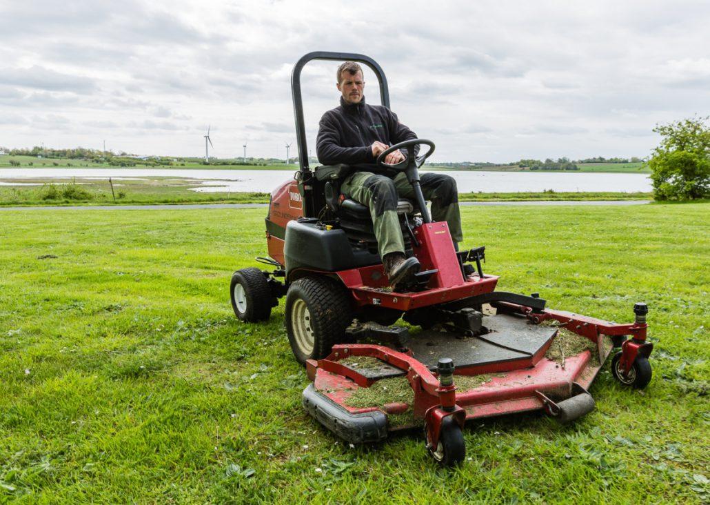 Pasning af grønne arealer fra bslp.dk
